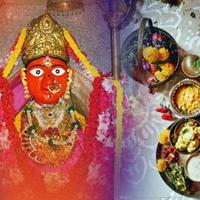 शीतलाष्टमी : माता को चढ़ता है केवल बासी भोजन! (Sheetalashtami : Only Stale Food is Offered to Goddess Sheetala!)
