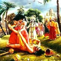 जरासंध:विचित्र था इसका जन्म और मृत्यु ! (Birth story of Jarasandha)