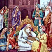 महाराज दशरथ ने कौशल्ये को क्यों सुनाई श्रवण कुमार की कथा ! (The Curse on Dasharatha : Shravan Kumar Story in Ramayana!)