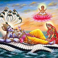 जाने माता लक्ष्मी हमेशा ही भगवान श्रीहरि विष्णु के चरणों में क्यों रहती है? (Why is the Goddess Laxmi Always Shown Sitting Near the Feet of Lord Vishnu )