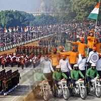 गणतंत्र दिवस से जुड़े कुछ रोचक तथ्य (Some Interesting Facts Related to Republic Day)