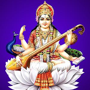 शुभ फलदायी है मां सरस्वती के 12 नाम