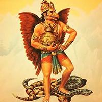एक ही पिता की संतान थे नाग और गरुड़! (Naag aur Garud)
