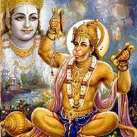 आ लौट के आजा हनुमान, तुम्हे श्री राम बुलाते हैं।