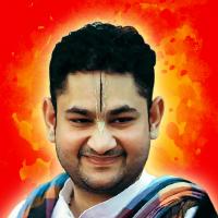 Acharya Pundrik Goswami Ji