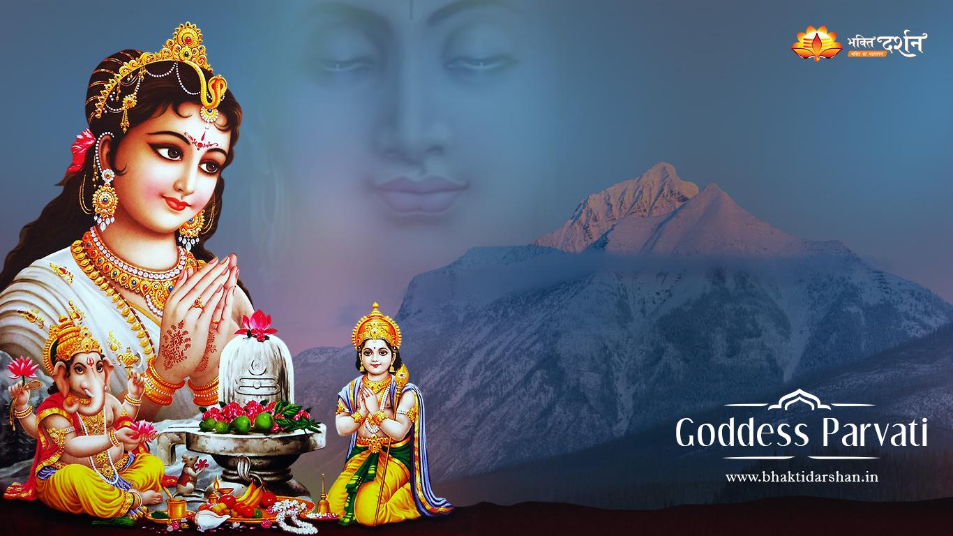 Beautiful Wallpaper Lord Parvati - 1527232071_Goddess-Parvati-Wallpaper-7  Image_40774.jpg