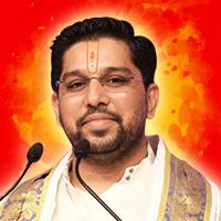 Pujya Anurag Krishna Shastri Ji Maharaj