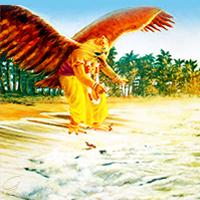 कैसे तोड़ा श्री कृष्ण ने गरुड़, सुदर्शन एवं सत्यभामा का घमंड?