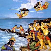 आखिर क्यों नहीं डूबे रामसेतु में लगाये गये पत्थर ?