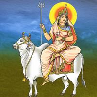 प्रथम नवरात्रि : माता शैलपुत्री की पूजन विधि और पौराणिक कथा !