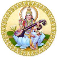 श्री सरस्वतीजी की आरती