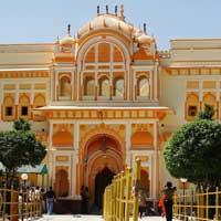Ram Raja Temple Madhya Pradesh Orchha