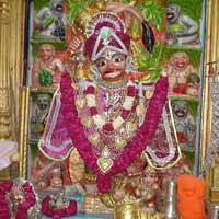 Kashtbhanjan Hanuman Temple Sarangpur