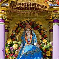 Shri Radha Rani Temple Barsana